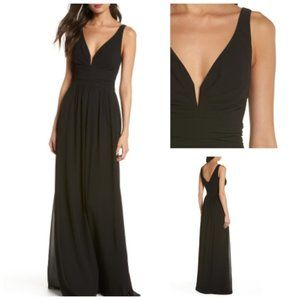NWT Lulus Leading Role Gown